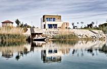Einfamilienhaus am Badesee - Zum Vergrössern anklicken